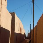Donkey Street, Meski, Morocco