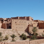 Ouarzazate Kasbah, Morocco