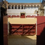 Bullring, Antequera, Spain