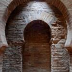 Mosque Baths, Alhambra, Granada, Spain