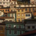 Houses, Cudillero, Spain