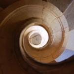 Staircase, Convento de Cristo, Tomar, Portugal