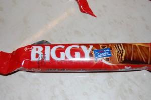 Just had me a biggy!