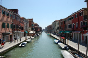 Murano high street