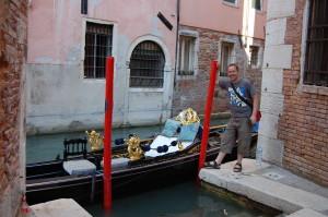 Jay and Gondola