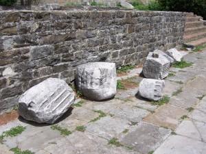 Roman rubble