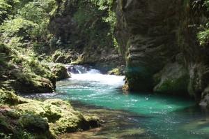 Vintgar Gorge - A Fabulous Mile