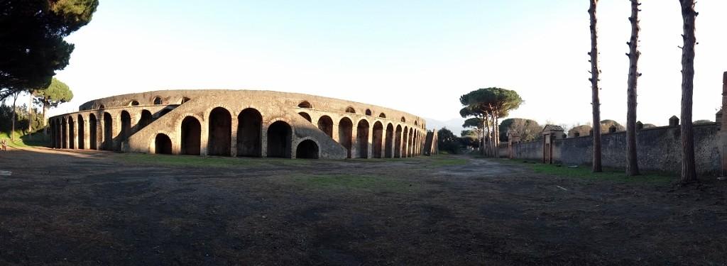 Pompeii's Amphitheater