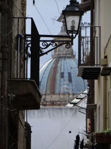 A Palermo streetscape.