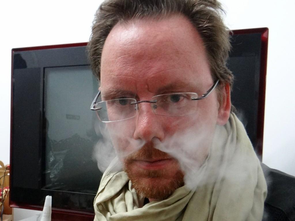 Chicha smoke or tasche? Not good either way!