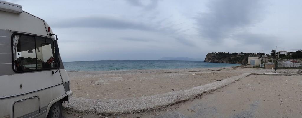 Cala Bianca, Sicily.