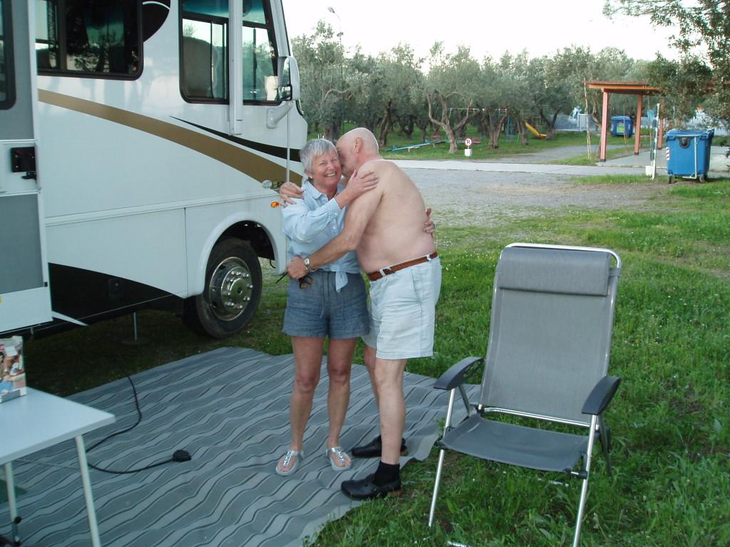 Camping Meltemi - Gytheio - Peloponnese - Greece