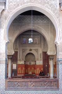 D110 054 Medersa Douinaina Fez