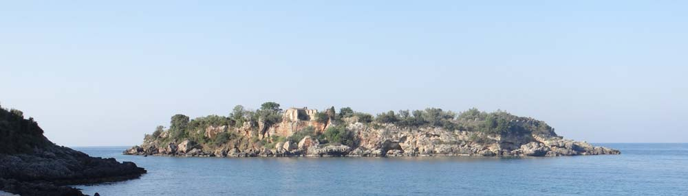 My island.