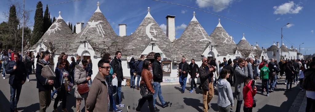 Yep - more trulli houses!