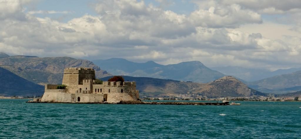 Bourrtzi fortress