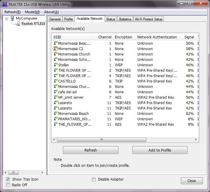 realtek 11n usb wireless lan software free download