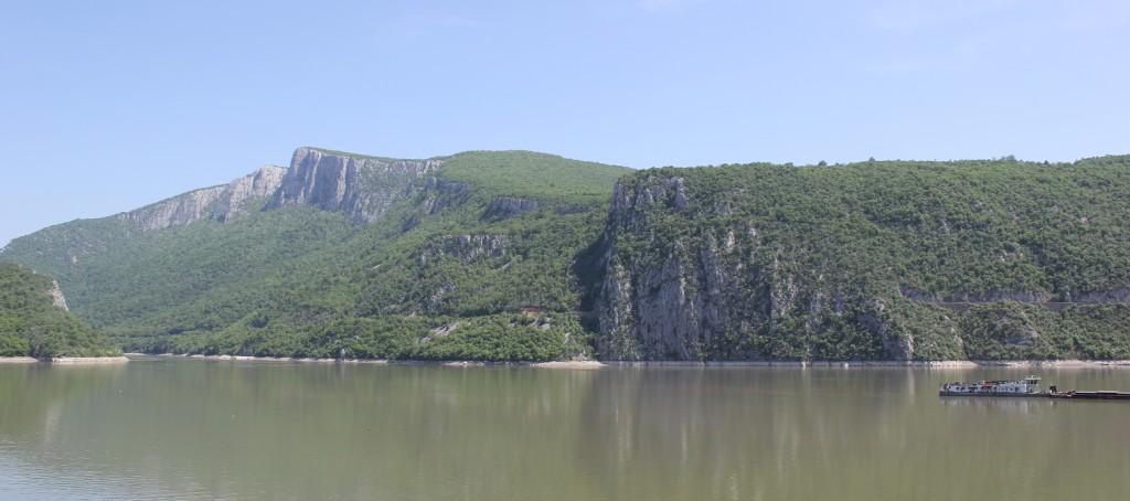 River Danube - Romania