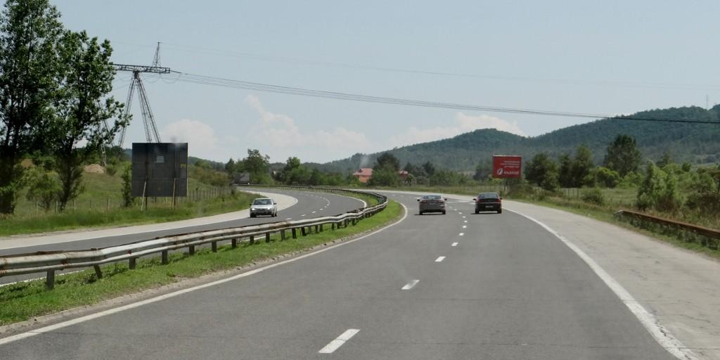 Motorway - drooool!