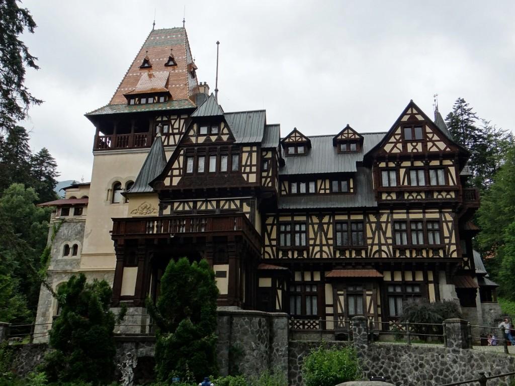 Pelisor Palace