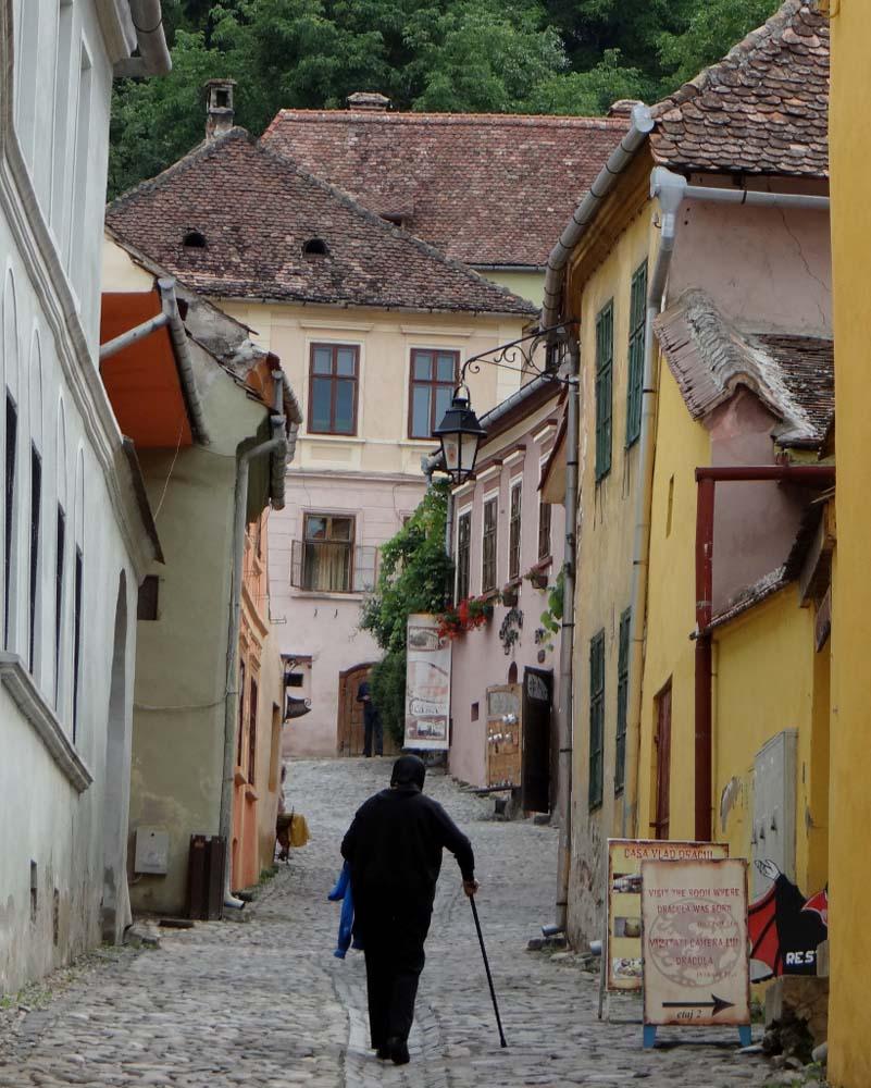 Old town Sighisoara