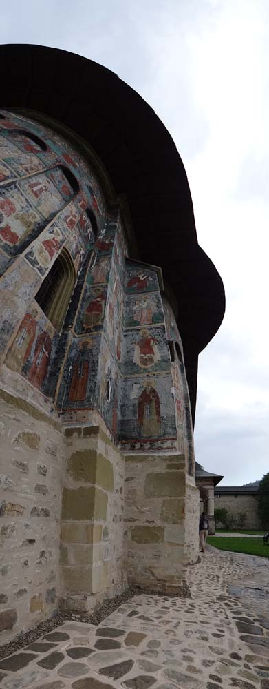 And more frescos.