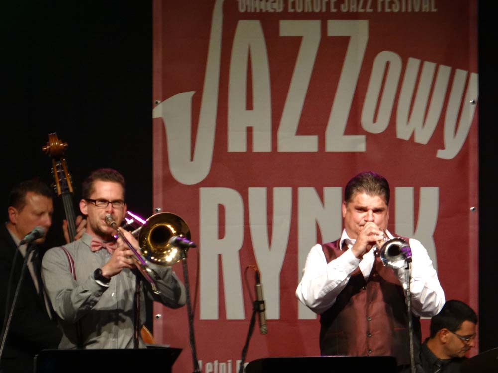 The Jazz Steps Band from Hungary