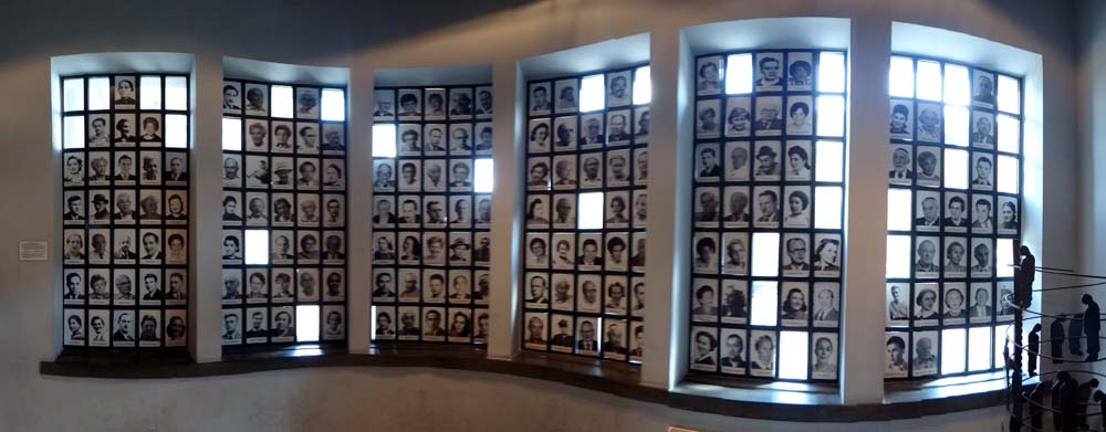 Images of some of the people saved by Schindler