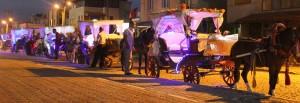 Taxi rank - Dikili style