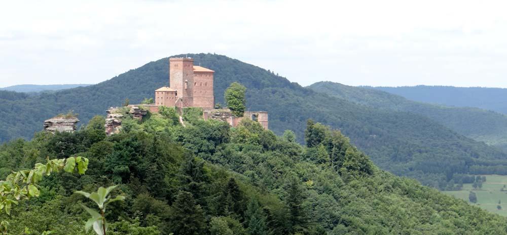 Trifles castle
