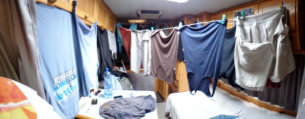 Dave the clothes dryer