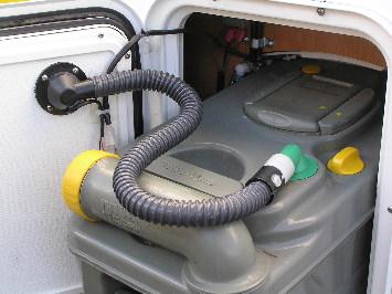 Installing a SOG Unit on a Thetford Chemical Toilet : thetford toilet wiring diagram - yogabreezes.com