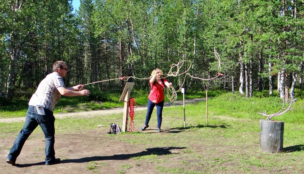 Failing to be a Sami in Arctic Finland