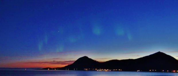 Aurora Borealis Reipa Norway
