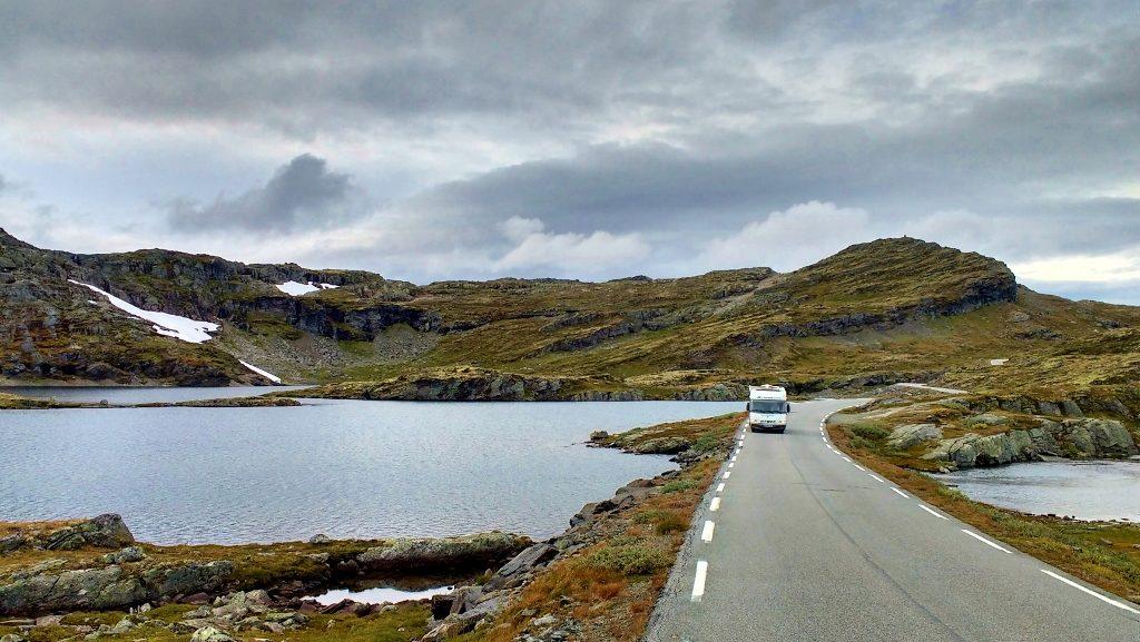 Aurlandsfjellet, Norway
