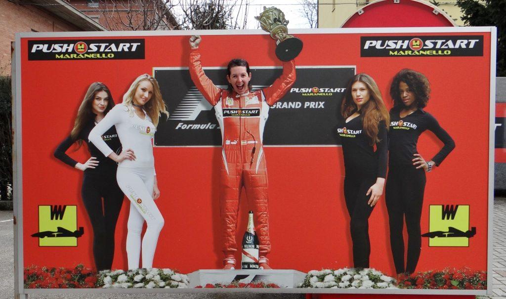 Ferrari Winner Italy