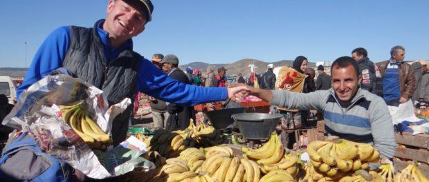 Azrou Market, Morocco