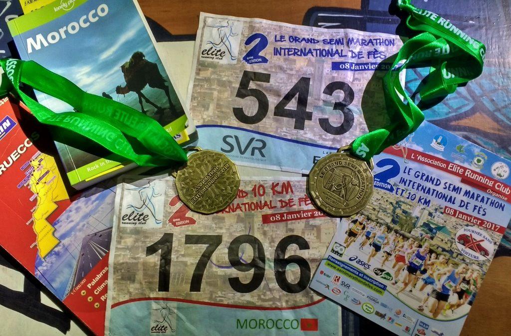 Fes Semi Marathon 2017