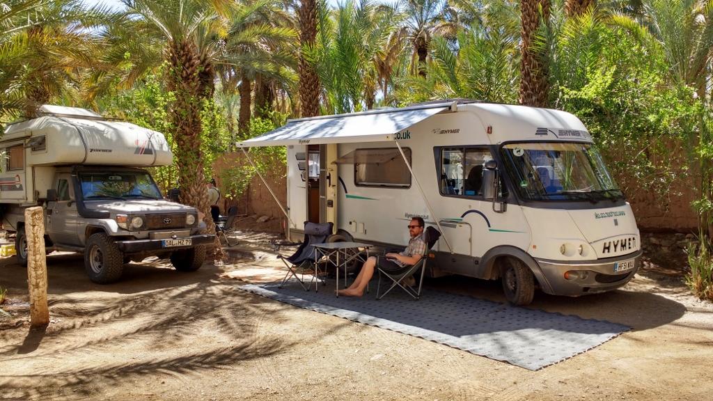 Camping Oasis Palmier Zagora