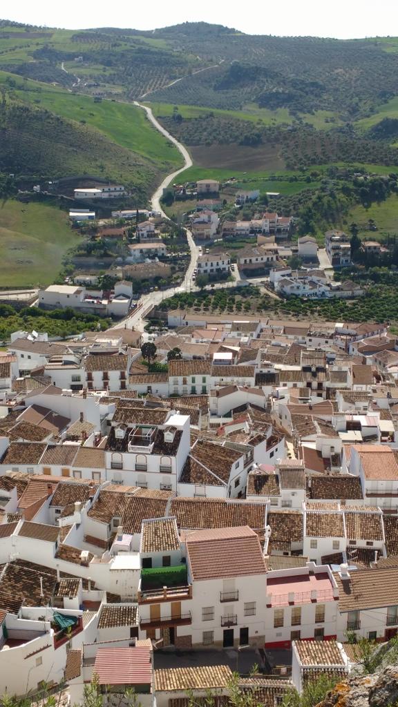 Valle de Abdalajís in Andalucía