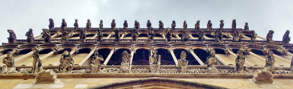 Notre Dame Dijon France