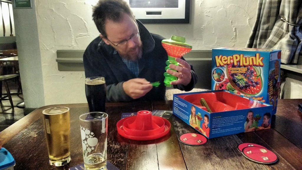 Pub games Kerplunk