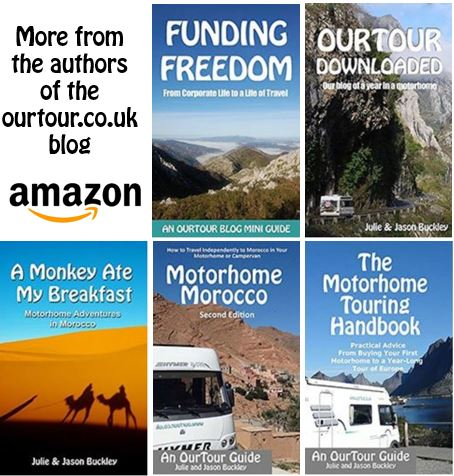 651ee0fec1 OurTour Motorhome Packing List - Our Tour Motorhome Blog