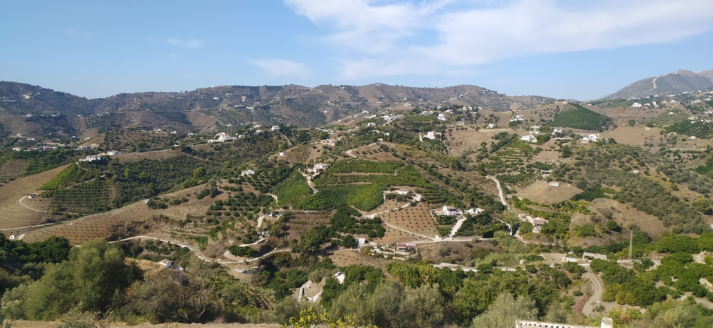 There's plenty to explore around here - the eastern Axarquia